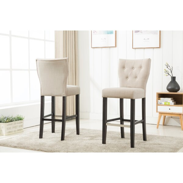 Fontayne 29 Bar Stool (Set of 2) by Darby Home Co