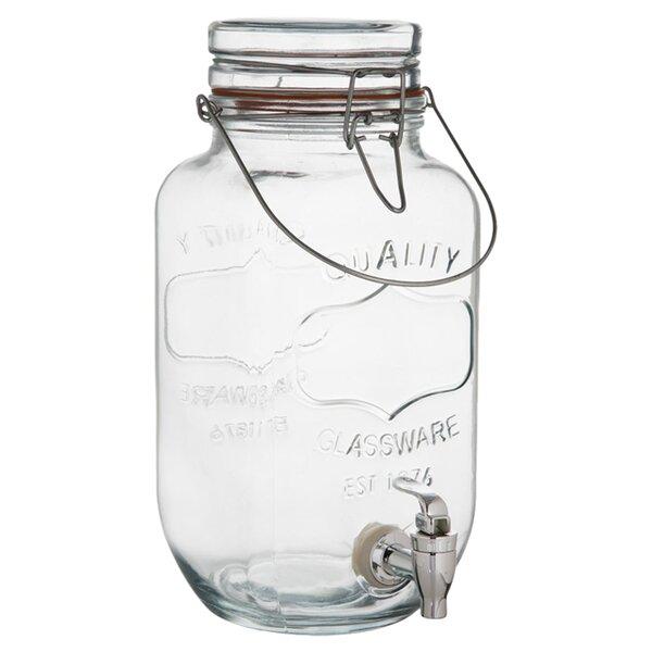 Folmar Harmon Mason 118.35 Oz. Beverage Dispenser by August Grove