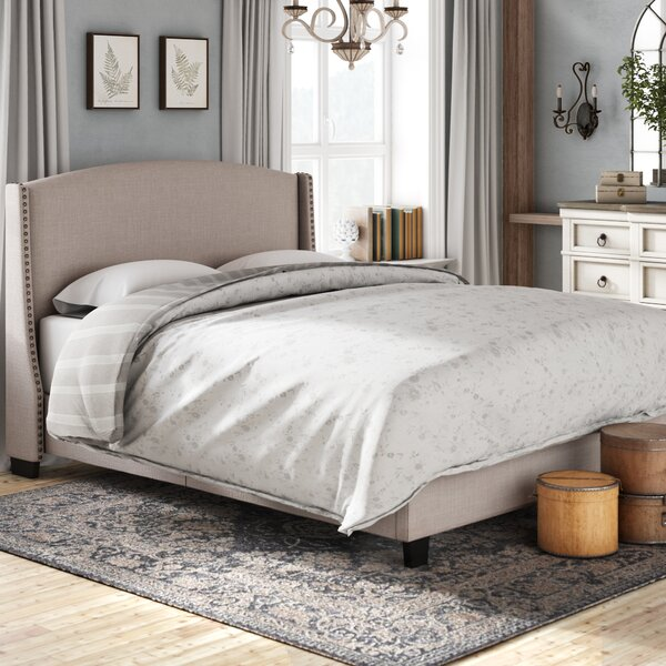 Chambery Queen Upholstered Bed By Lark Manor by Lark Manor Great Reviews