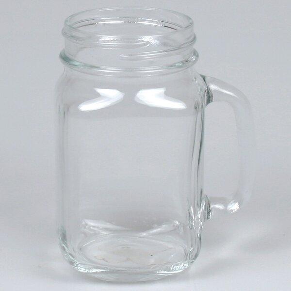 16.5 oz. Mason Jar by Jodhpuri
