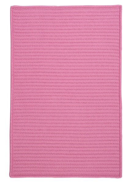 Glasgow Pink Indoor/Outdoor Area Rug by Charlton Home