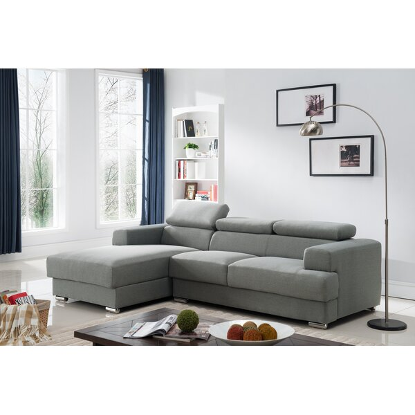Roslyn Sectional by Orren Ellis