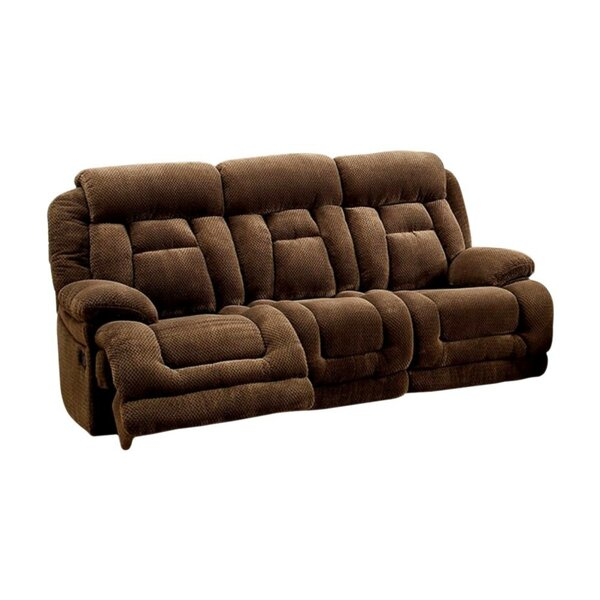 Popovich Reclining Sofa by Winston Porter