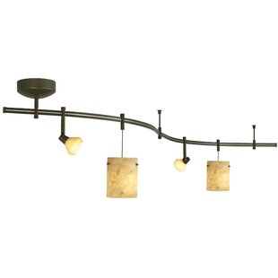 Tech lighting wayfair 4 light track kit by tech lighting aloadofball Gallery