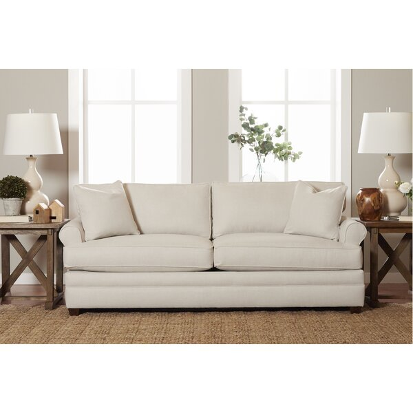 New Collection Irven Sofa by Darby Home Co by Darby Home Co