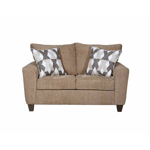Amalfi Loveseat by Winston Porter