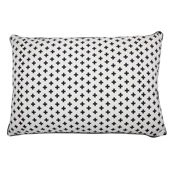 Bolyard Cotton Lumbar Pillow by Brayden Studio