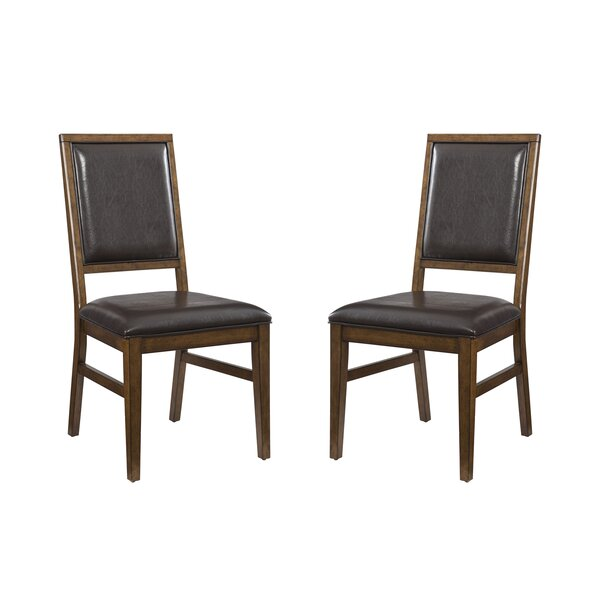 Whitacre Upholstered Side Chair (Set of 2) by Millwood Pines