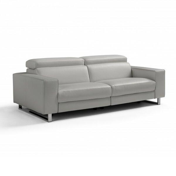 Abarca Reclining Sofa by Orren Ellis