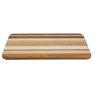 Fye Multi Stripe Cheese Board