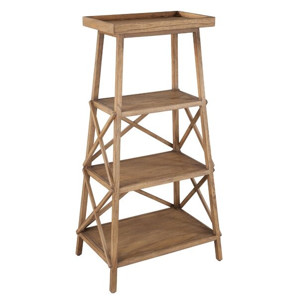 Valeria Etagere Bookcase By Gracie Oaks