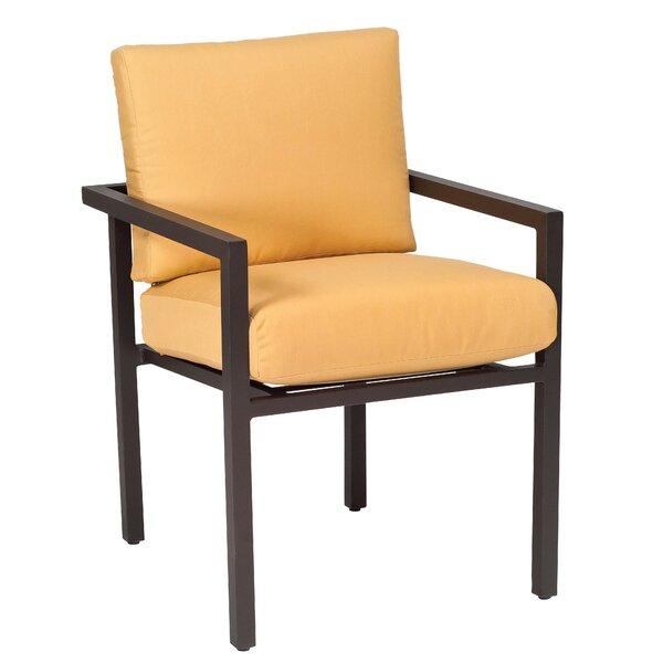 Salona Patio Dining Chair by Woodard