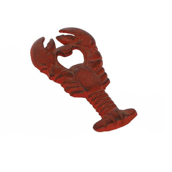 Clarkstown Lobster Bottle Opener by Longshore Tides