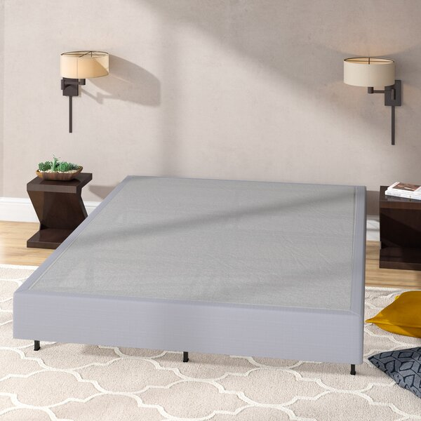 Metal 14 Box Spring by Alwyn Home