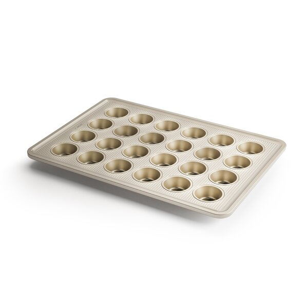 Good Grips 24 Cup Non-Stick Mini Muffin Pan by OXO