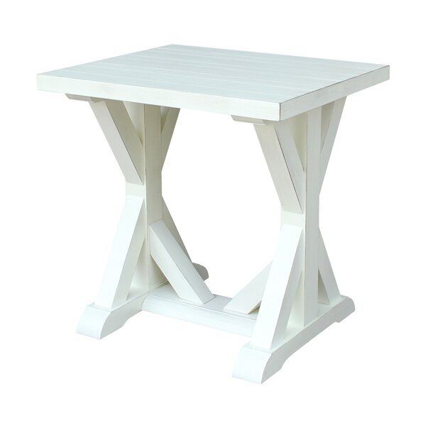 Philippine End Table By August Grove®