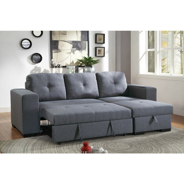 Macaluso Modish Sleeper Sectional by Latitude Run