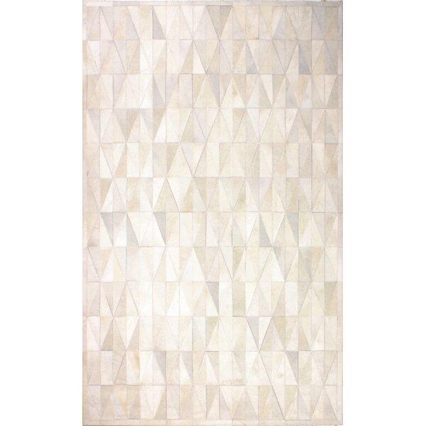 Heath Hand-Woven Ivory Area Rug by Willa Arlo Interiors