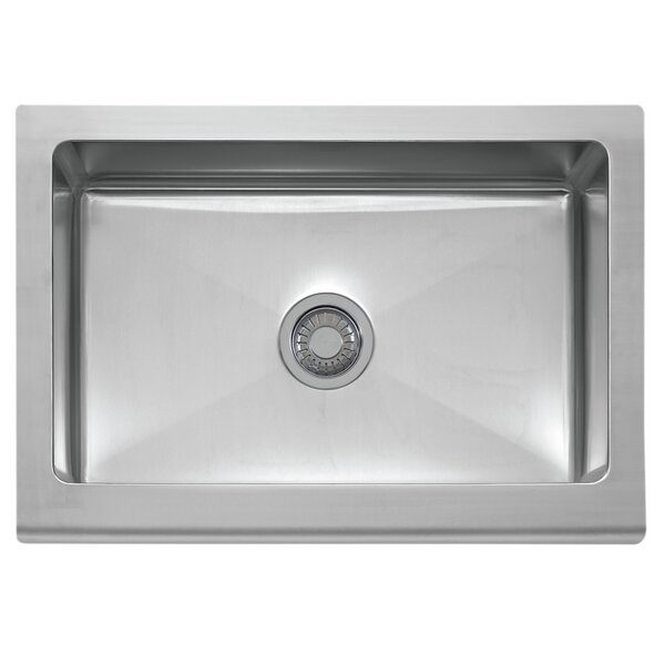 Manor House 30 L x 21 W Drop-In Kitchen Sink