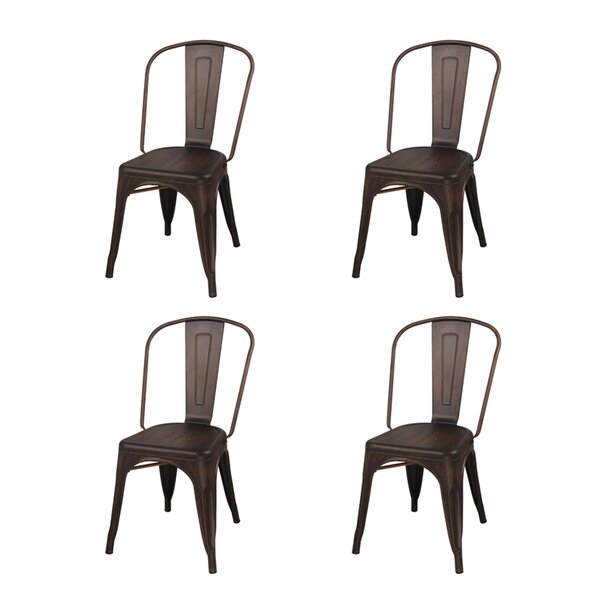 Alarcon Dining Chair (Set of 4) by Williston Forge