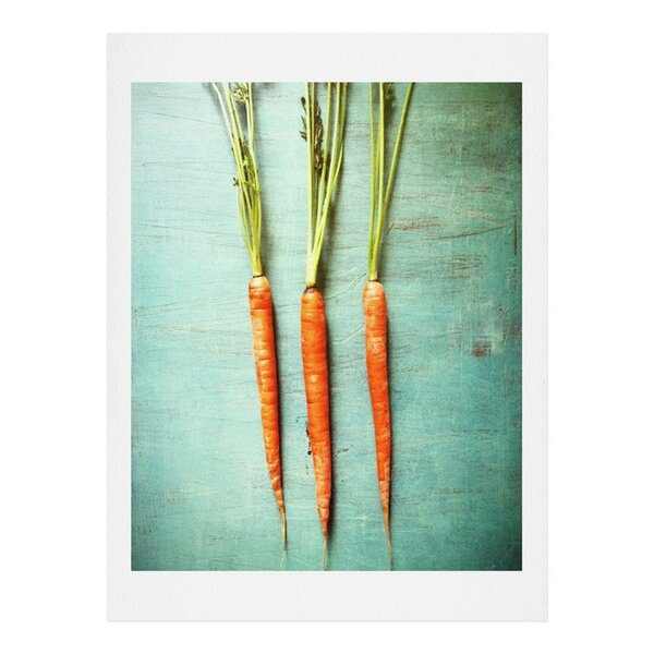 Eat Your Vegetables Photographic Print by August Grove