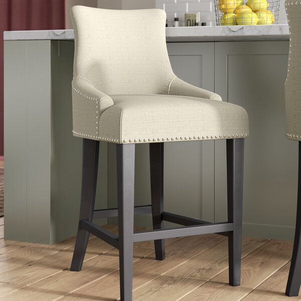 Minisink 26 Bar Stool by Gracie Oaks