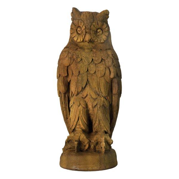 Animals Owl Statue by OrlandiStatuary