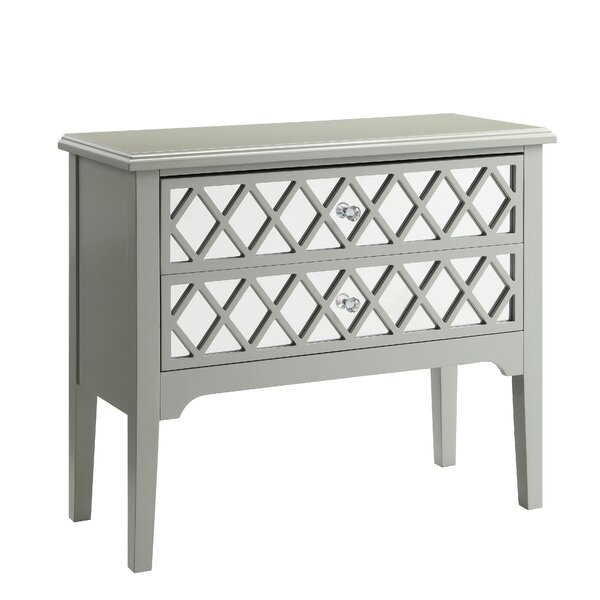 Binney 2 Drawer Accent Chest by Red Barrel Studio Red Barrel Studio