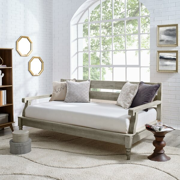 Sybilla Twin Daybed by Charlton Home Charlton Home