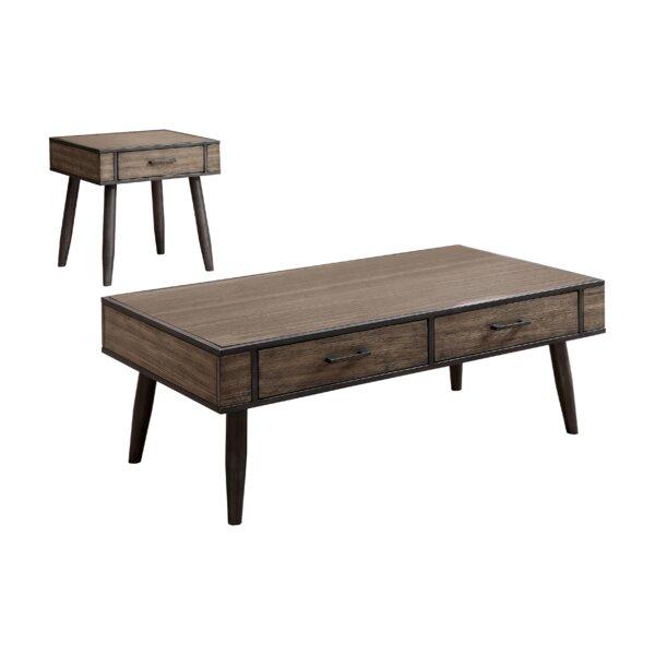Los Robles 2 Piece Coffee Table Set by Corrigan Studio Corrigan Studio®