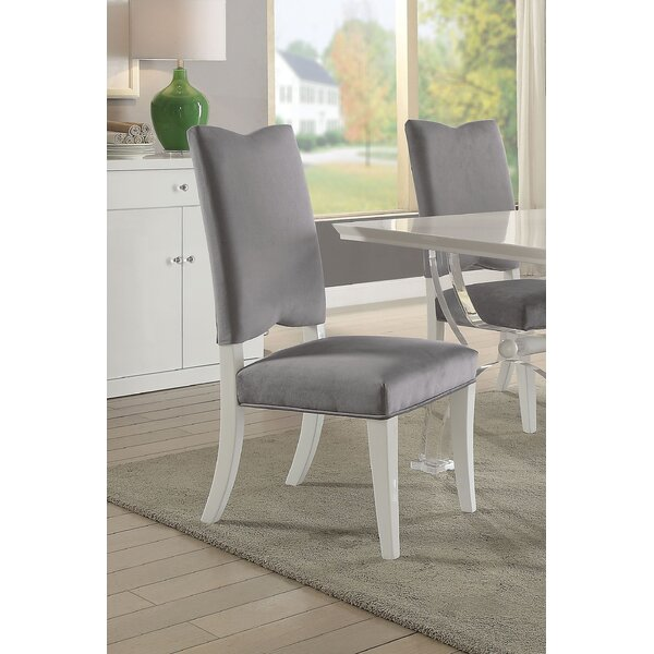 Lauderhill Upholstered Dining Chair (Set of 2) by Rosdorf Park Rosdorf Park