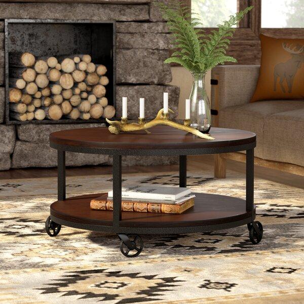 Spielman Coffee Table by Trent Austin Design
