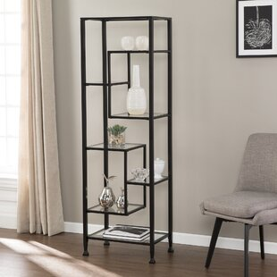 Blue Hill Etagere Bookcase by Ivy Bronx