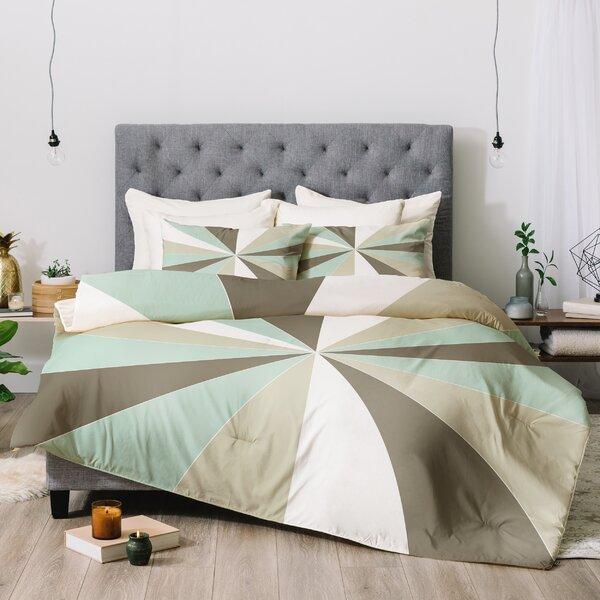 Caroline Okun Comforter Set by East Urban Home
