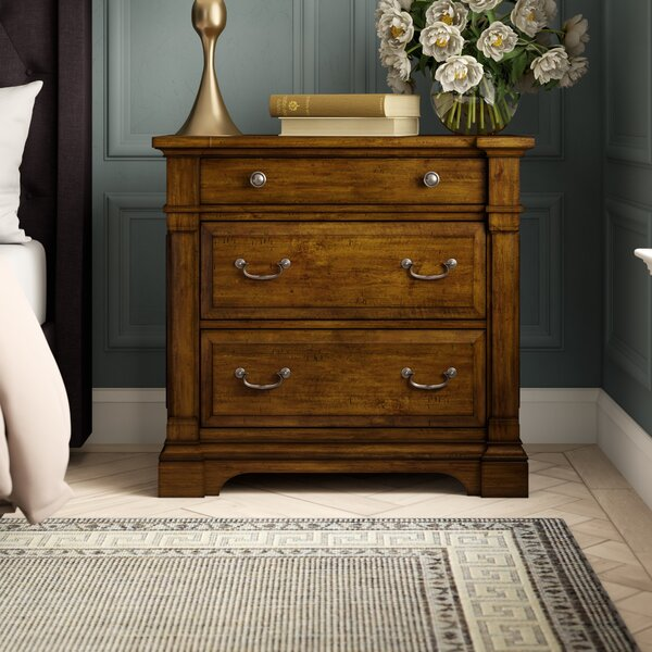 Mcmurry 3 Drawer Bachelor's Chest by Canora Grey Canora Grey
