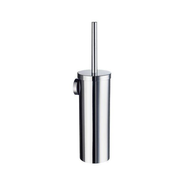 Withers Wall Mounted Toilet Brush and Holder by Orren EllisWithers Wall Mounted Toilet Brush and Holder by Orren Ellis