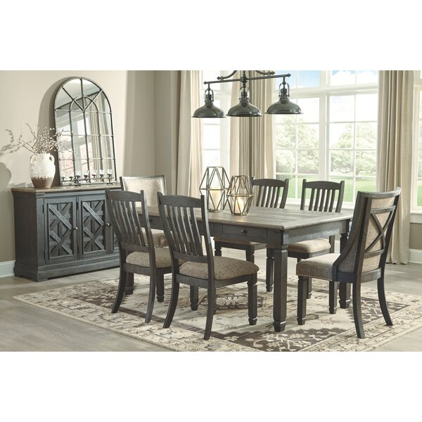 Modern Ventanas 7 Piece Dining Set By Canora Grey Herry Up