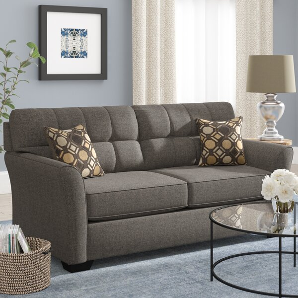 Modern Collection Ashworth Sofa by Andover Mills by Andover Mills
