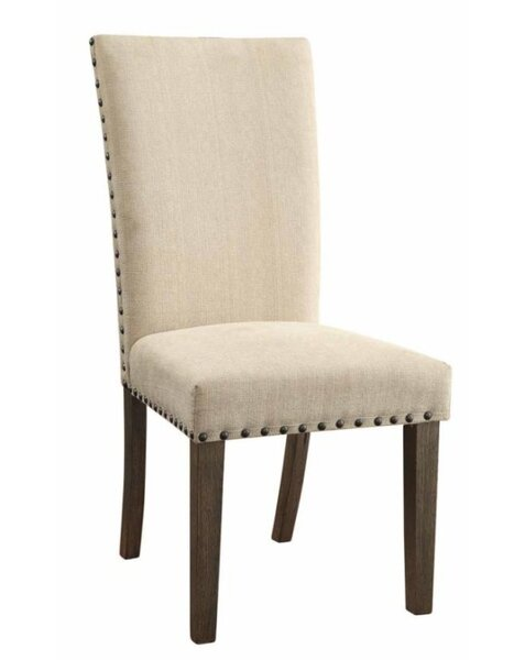Charlot Side Chair (Set of 2) by Gracie Oaks