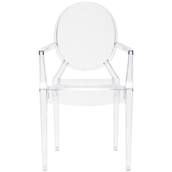 Bentlee Stacking Patio Dining Chair by Everly Quinn Everly Quinn