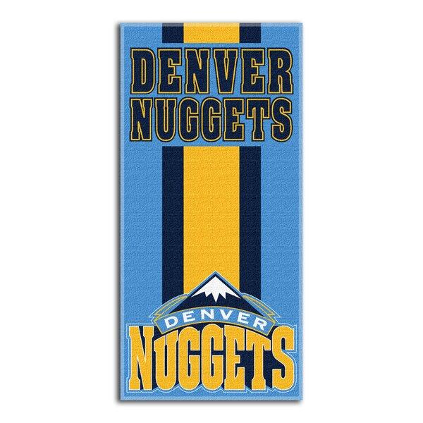 NBA Zone Read Beach Towel by Northwest Co.