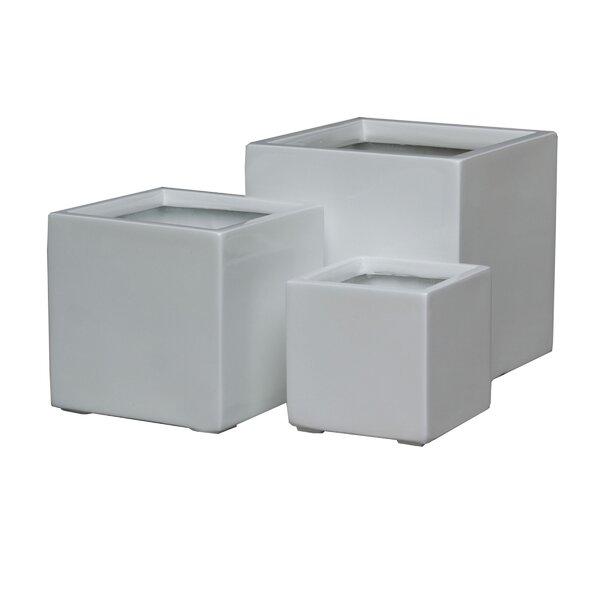 3-Piece Planter Box Set by BIDKhome