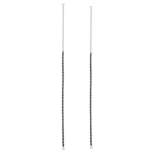 Commercial Grade Swing Chain (Set of 2) by Blue Rabbit Play