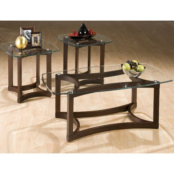 3 Piece Coffee Table Set by Jofran