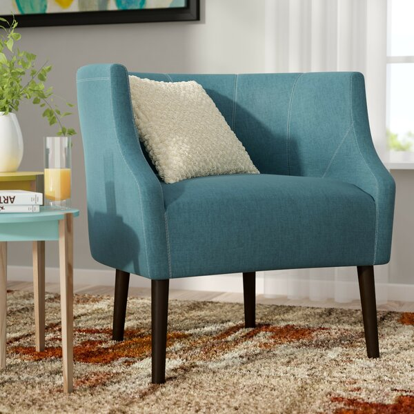 Ian Barrel Chair by Andover Mills