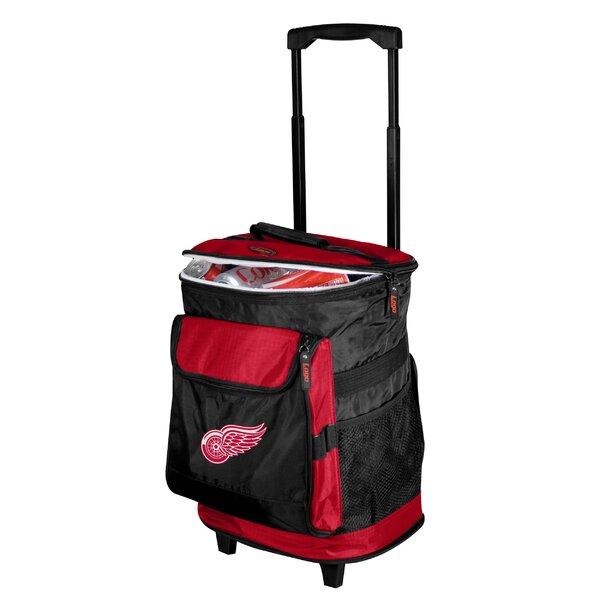 NHL Rolling Cooler by Logo Brands