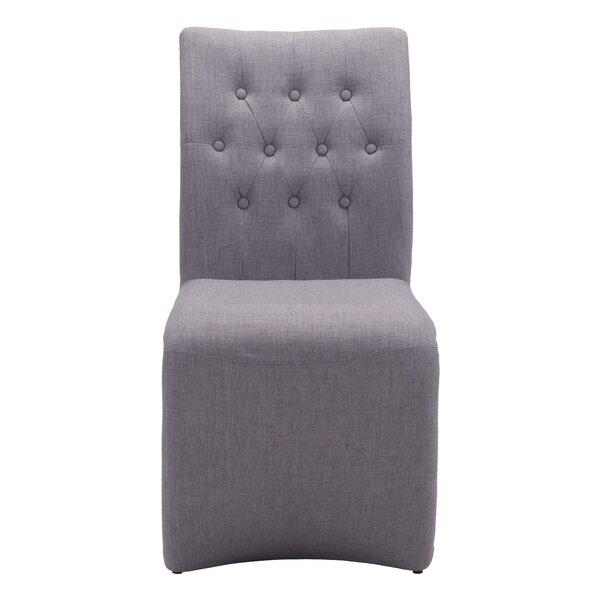 Cheryl Parsons Chair (Set of 2) by Latitude Run