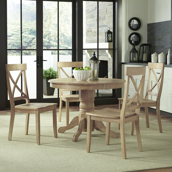 Irwinton 5 Piece Dining Set by August Grove