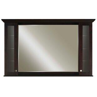 Best Ashmore 63.88 x 38.69 Surface Mount Medicine Cabinet BydCOR design