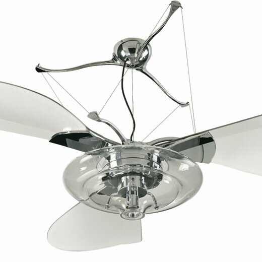 Alisa 58 3-Blade Ceiling Fan by Alcott Hill